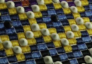 TRADITIONAL  AND SPECIAL EMBROIDERIES, QUILTS